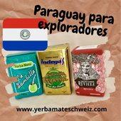 Paraguay 🇵🇾 para exploradores- 3 neue Yerba Mate 🧉 Marken für Entdecker. #yerbamate #mateshop #yerbamateschweiz
