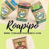 Marke der Woche: 🧉 Roapipó organica #yerbamate #organica #yerbamateorganica #yerbamateshop #yerbamateschweiz